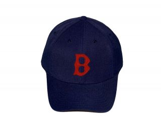 ... Boston Red Sox Fitted Hat 1934 Low Profile MLB Sox ... 546418f4c0d