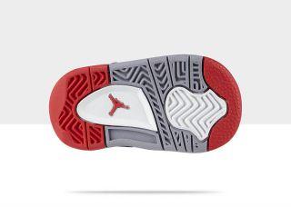 Nike Store Nederland. Air Jordan 4 Retro Infant/Toddler Boys Shoe
