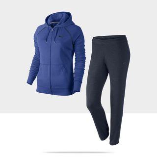 Tuta da riscaldamento con cappuccio in jersey Nike Classic   Donna
