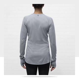 Nike Store Nederland. Nike Dri FIT Wool Crew Womens Running Shirt