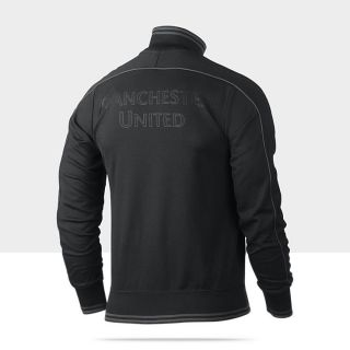 Manchester United Authentic N98 Mens Soccer Track Jacket