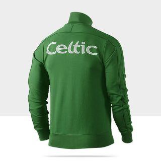 Celtic FC Authentic N98 Mens Soccer Track Jacket