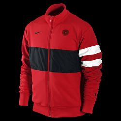 Manchester United Official Mens Track Jacket