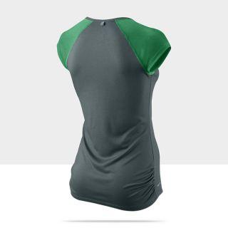 Nike Relay Short Sleeve Womens Running Shirt 481307_357_B