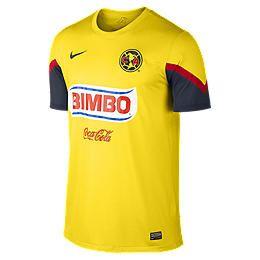 2012 13 club america replica short sleeve men s soccer jersey $ 85 00
