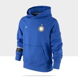 Felpa con cappuccio FC INTERNAZIONALE Core (8A 15A)   Ragazzo