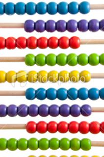 stock photo 13333255 childs wooden abacus