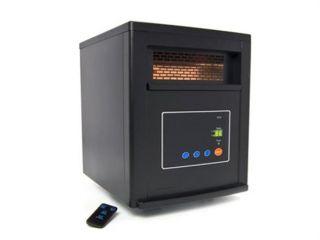 lifeSMART Renew 1500 watt Cool Touch Infrared Quartz Heater