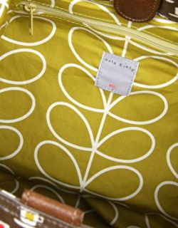 Image 4 of Orla Kiely Tiny Teacup Print Classic Super Maxi Bag