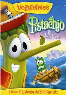 Veggie Tales Pistachio   The Little Boy That Woodnt DVD, 2010