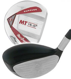 MacGregor MT 2008 Offset Fairway Wood Go