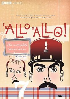 Allo Allo   The Complete Series 7 DVD, 2008, 2 Disc Set
