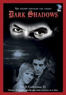 Dark Shadows   Collection 21 DVD, 2005