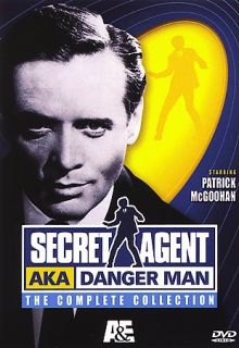 Danger Man The Complete Collection DVD, 2007, 18 Disc Set