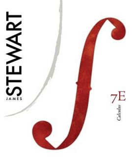 Calculus by James Stewart 2011, Hardcover
