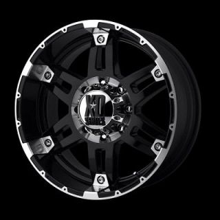 Newly listed 17 WHEELS RIMS XD SPY GLOSS BLACK MACHNED W/ 37X13.50X17
