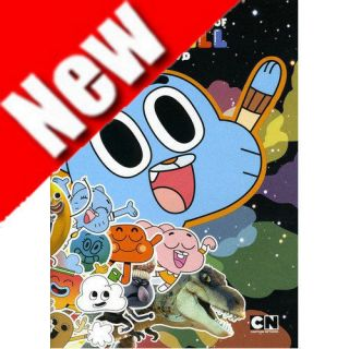 the amazing world of gumball the dvd r1 dvd from