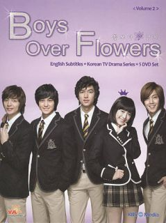 Boys Over Flowers, Vol. 2 (DVD, 2009, 4