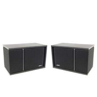Bose 301 Series III Main Stereo Speakers