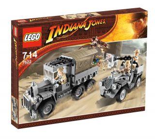 Lego Indiana Jones 7622 German Soldier #4 Minifigure Minifig NEW
