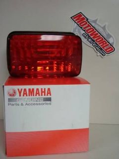 taillight assembly w bulb for 02 09 yamaha big bear
