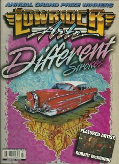 LOWRIDER ARTE MAGAZINE MARCH 2005 CHICANO TATTOO ART FLASH