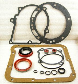 67 up FORD C4 Transmission Gasket & Seal Kit FREE US SHIP External