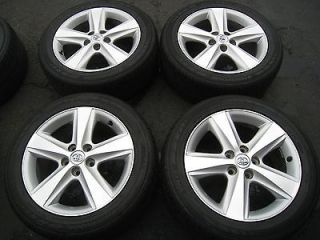 17 TOYOTA CAMRY FACTORY WHEELS TIRES AVALON SOLARY HIGHLANDER RAV 4