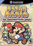 Paper Mario The Thousand Year Door (Nintendo GameCube, 2004)