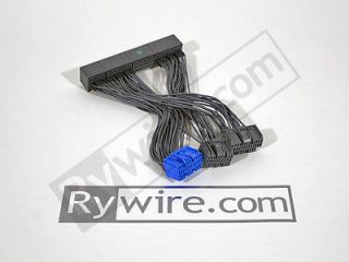 Rywire OBD2b to OBD2a ECU Jumper, convert to OBD2a easily (Fits