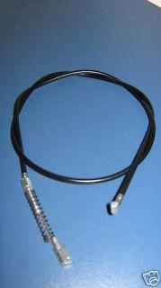 bsa c15 trials scrambles b40 exhaust valve lifter cable from