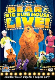 bear in the big blue house dvds in DVDs & Blu ray Discs