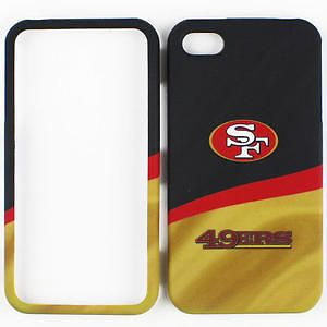 Newly listed San Francisco 49ers Case Faceplate Cover For Apple iPhone