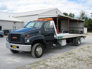 1999 gmc 6500 rollback tow truck  18900