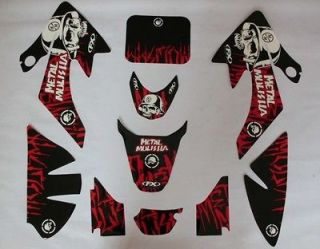 NEW 3M graphics kit decals STICKER for HONDA MOTO DIRT PIT BIKES PARTS