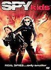 Spy Kids   Alexa Vega / Daryl Sabara   Kids & Family Action Adventure