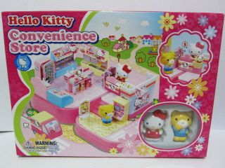 sanrio hello kitty convenience store funny toy cute toy from