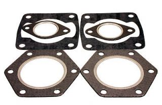 polaris starfire 340 1976 top end gasket set time left