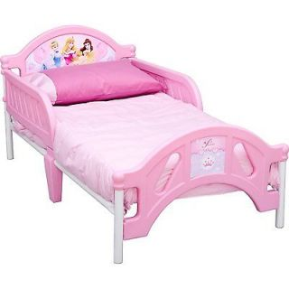 disney princess pretty pink toddler bed  57