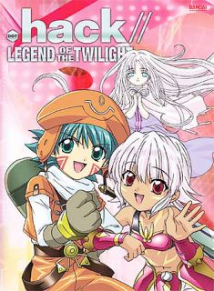 hack Legend of the Twilight   Vol. 1 A New World DVD, 2004, Series