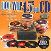 Doo Wop 45s on CD, Vol. 4 CD, Mar 2006, Collectables