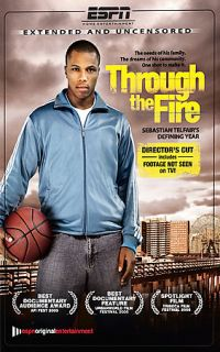 Through The Fire DVD, 2007, 2 Disc Set, Special Edition