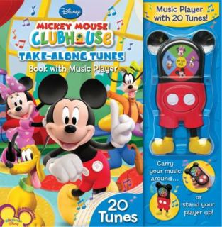 Mickey Mouse Clubhouse Take along Tunes by Readers Digest Editors