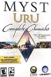 Myst URU    Complete Chronicles PC, 2004