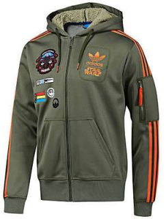 adidas jacket star wars in Sports Mem, Cards & Fan Shop