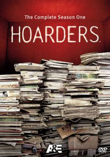 Hoarders The Complete Season One DVD, 2010, 2 Disc Set