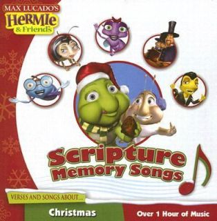 Scripture Memory Songs Verses and Songs about Christmas 2006, CD