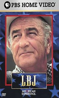 LBJ   American Experience DVD, 2006