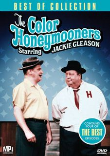 Best of Collection The Color Honeymooners DVD, 2011