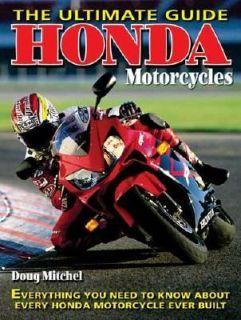 Honda Motorcycles by Doug Mitchel 2005, Paperback